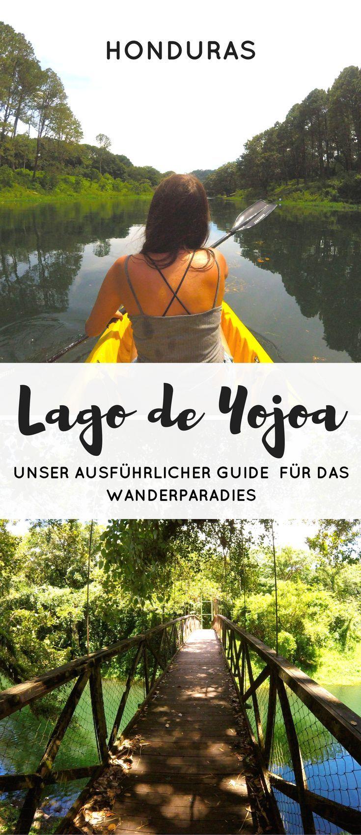 Reisen in Honduras: Unser Geheimtipp ist der Lago de Yojoa im Herzen des Landes zwischen Tegucigalpa und San Pedro Sula. Mitten im Dschungel und umgeben von sagenhaften Wanderwegen. Um seine Sicherheit muss man sich hier auch nicht sorgen, denn der Lago de Yojoa ist eine der sichersten Gegenden in ganz Zentralamerika. Wir sind begeistert von dieser off the path location und der am See liegenden Brauerei mit Craft Beer! #reisen #urlaub #reisebericht #backpacking #honduras