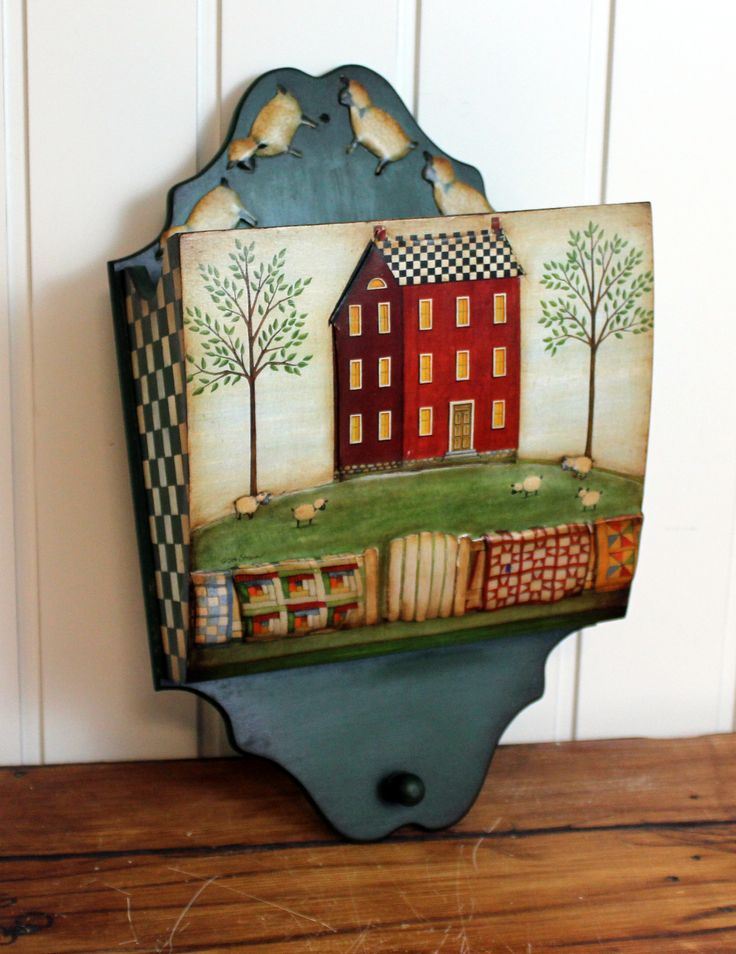 81 best decoupage from ece aymer craft house images on for Country craft house
