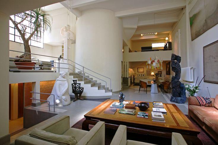 Stephanechamard marklandhouse com canadas house homemagazine features a residence by stephane intérieur et extérieur pinterest house