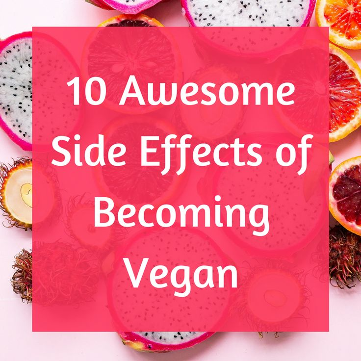 When you go vegan, these are the awesome side effects and benefits that eating a plant-based diet will lead to. Here are the top 10 benefits that eating vegan will bring to your lifestyle.