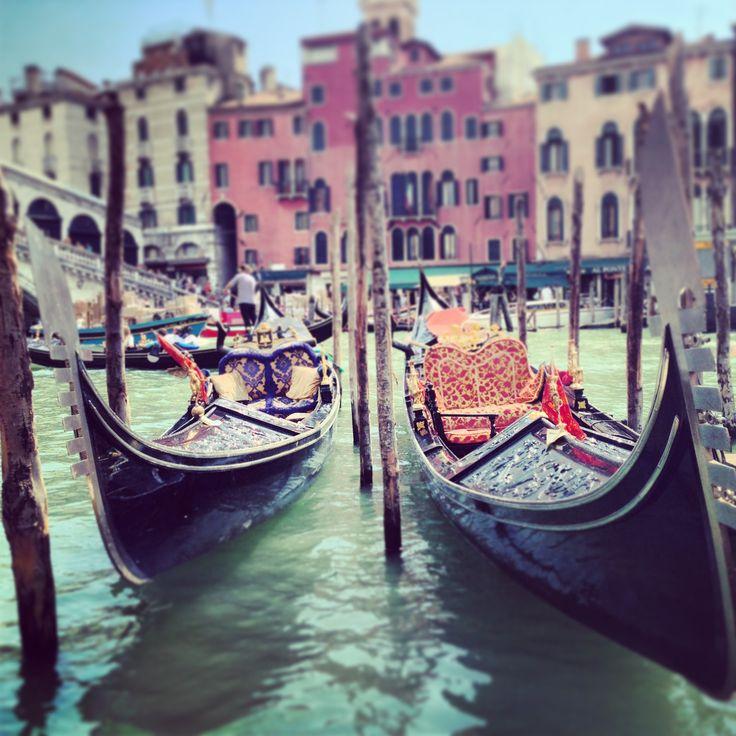 The city of Venice