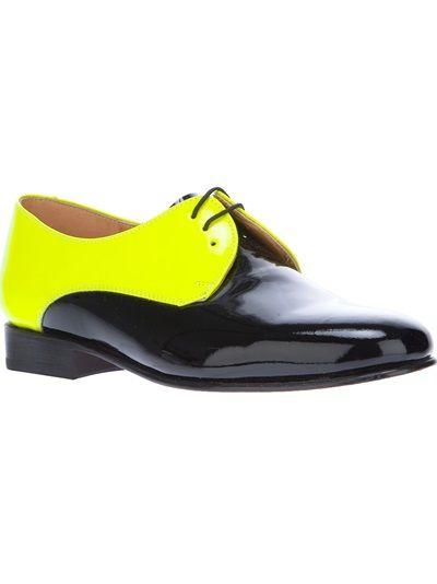 Women - Shoes - Dieppa Restrepo 'Cali' Derby Shoes - Henrik Vibskov boutique - Online Store