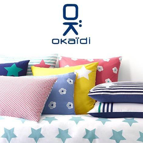 A la recherche d'un linge de lit enfant graphique ? Découvrez la première collection de parures de lit pour garçons et fille Okaidi !