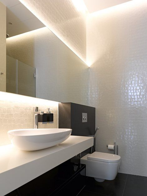 Project 1, Moscow, 2014 - Aleksandra Fyodorova Bureau #bathroom