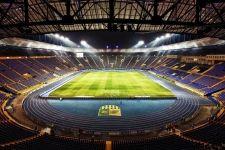 欧州サッカーのスタジアムの壁紙