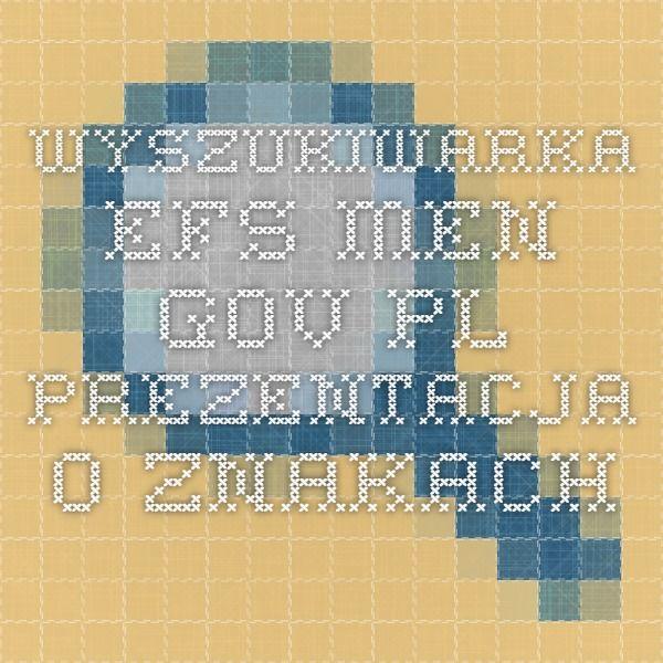wyszukiwarka.efs.men.gov.pl - prezentacja o znakach