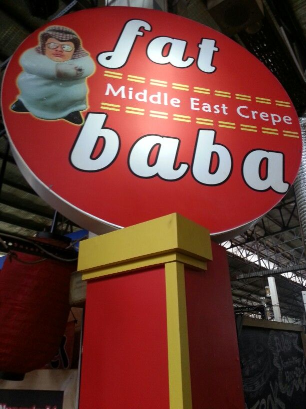 Fatbaba NOW Open @pasarsanta Jakarta Selatan  or delivery order WA: 081218891992 #youknowmytaste,RIGHT!