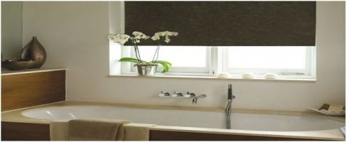 Bathroom Waterproof Blinds | PVC Roller Blinds