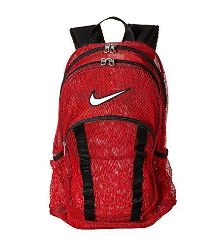 Nike-Mesh-Brasilia-7-Carry-All-Mesh-Backpack-Gym-Red-BA5077-601-lt-New-gt