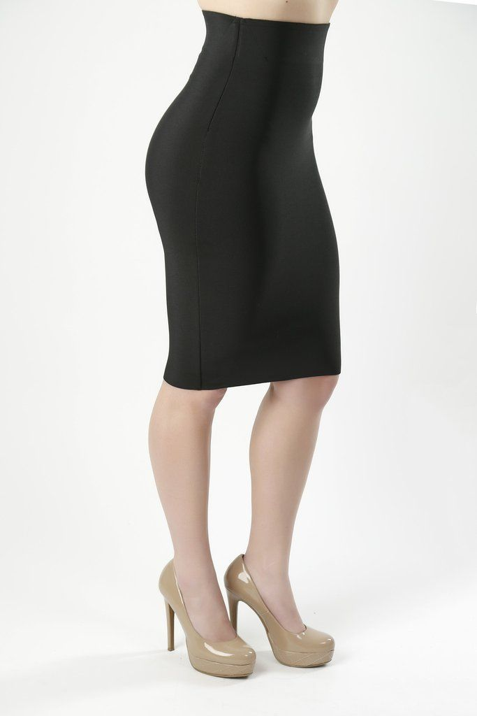 All of those squats weren't for nothing! Show off your curves in the Anything but Basic Pencil Skirt. You can rock this skirt anywhere from the boardroom to happy hour. Find it at rebelliaclothing.com