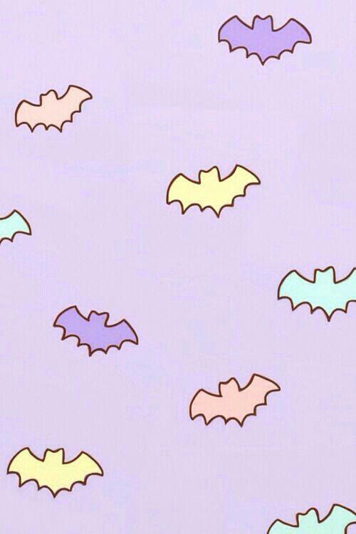 Cute pastel batmans