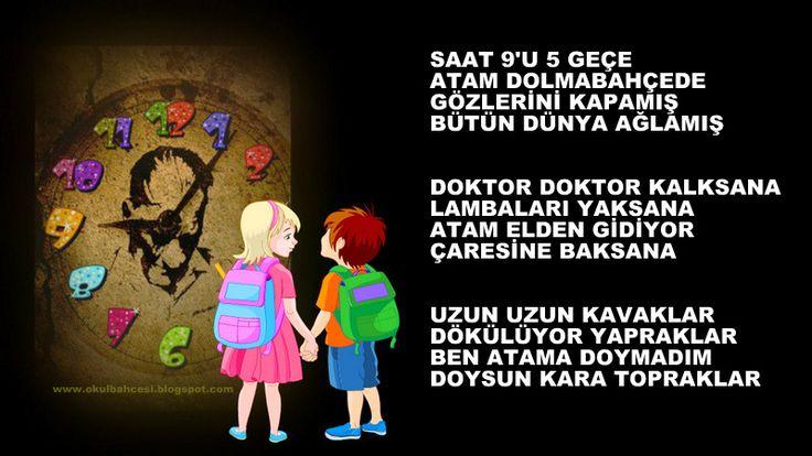 #tekerleme #atatürk #10kasım https://www.facebook.com/Okul-Bah%C3%A7esi-965104983549838/timeline/