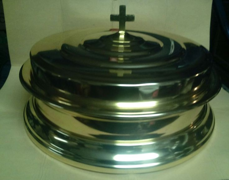 BRASS TONE ALUMINUM 40 CUP COMMUNION TRAY ARTISTIC CHURCHWARE RW-500 /405   Everything Else, Religious Products & Supplies, Communion Accessories   eBay!
