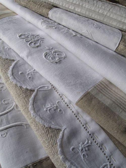 Lovely linens