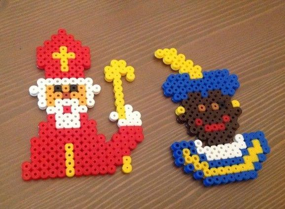 * Sint en Piet!