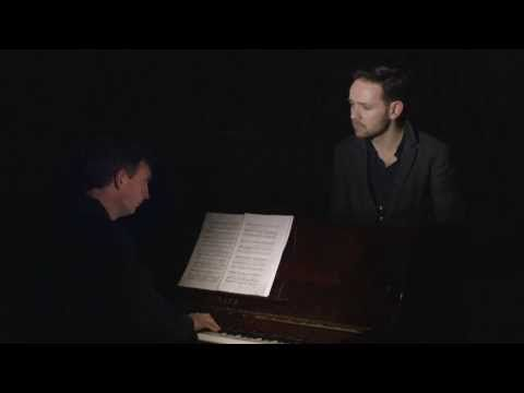 Iestyn Davies sings 'O, where are you, dearest beloved?' from Rodelinda - YouTube