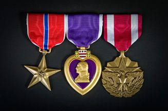 Military Medals Chart