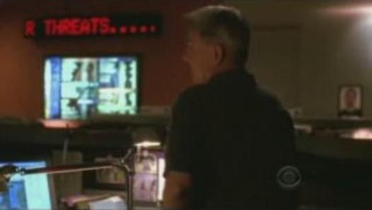 NCIS is the propriety of FOX and Donald Bellisario extract of Agent Afloat end of episode