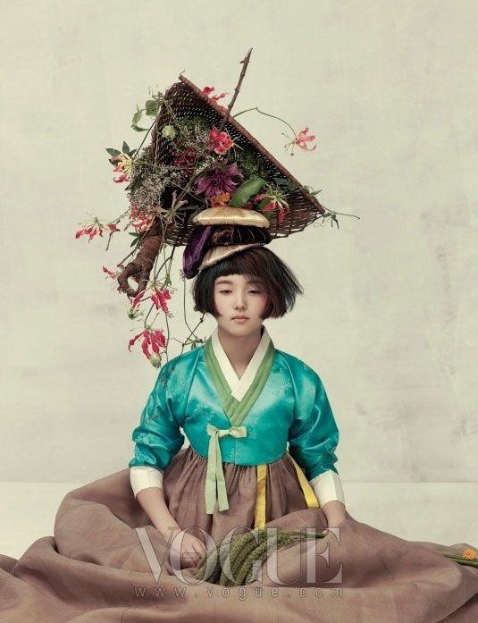 Азиатские мотивы: серия утончённых фотографий от модного издания Vogue | Изюминки
