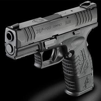 Springfield XD(M) .40 S&W Compact