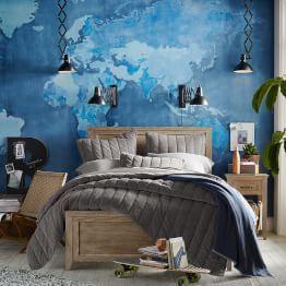 Boys Bedroom Ideas | PBteen