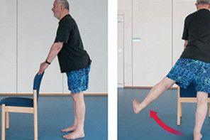 VIDEO: 15 Minute Senior Exercise Program for Balance and Strength,