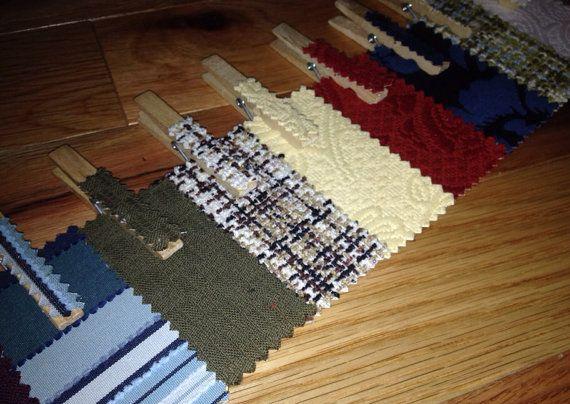 Fabric Matching by KeepingMyKiddoBusy on Etsy, $6.75