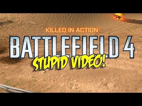 Battlefield 4 Stupid Video! - Jet T bags Tank, Killed in action RAGE, (China Rising funny moments) - YouTube