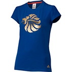 "I want this Women's ""Team GB Lion Head"" Tee, Collegiate Royal"