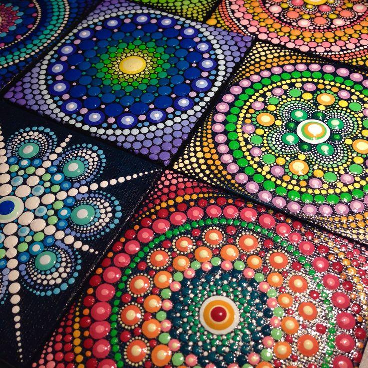 Best 25+ Mini Canvas Art Ideas On Pinterest