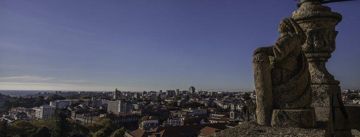 Porto - Torre dos Clerigos (Clerigos Tower)
