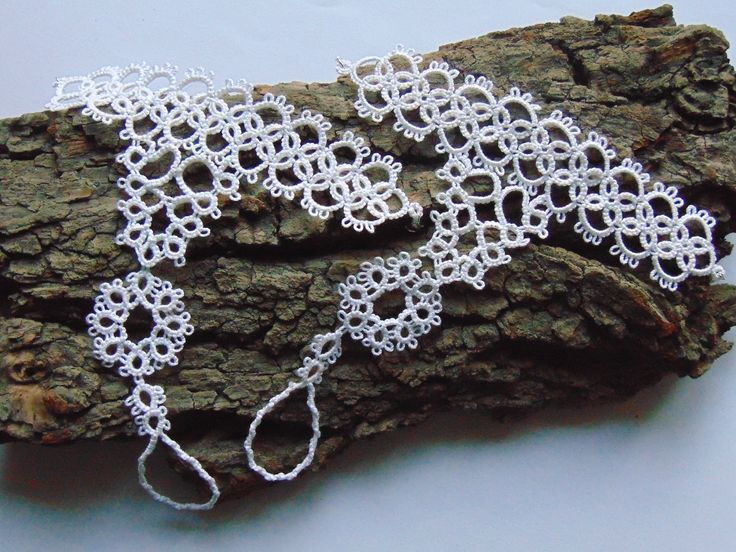 Tatting Wedding Gloves