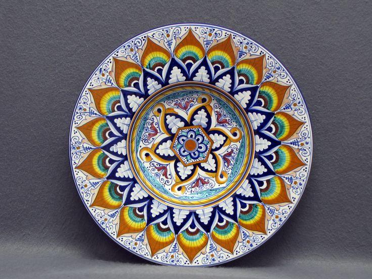 Ceramica Di Faenza Tuscany Italy Ceramics China
