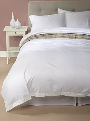 75% OFF Villa Home Tux Duvet Cover (Taupe)