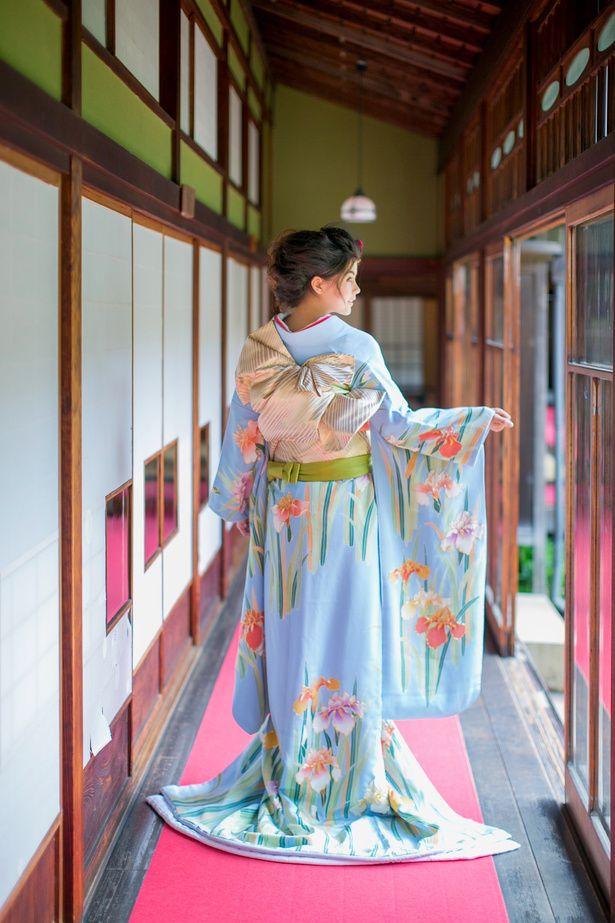 水色花菖蒲の調べ くくる(CUCURU) 写真・フォトギャラリー ザ・ウエディング