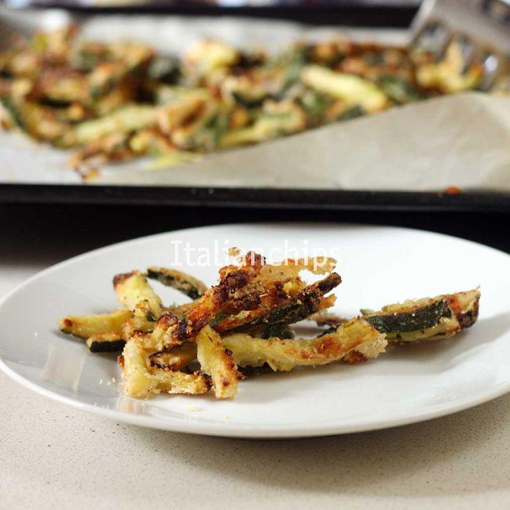 Queste zucchine al forno sono una di quelle ricette che rimangono. Di quelle che passa il tempo e continui a prepararle.