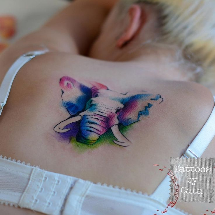 1000+ ideas about Elephant Tattoos on Pinterest | Tattoos ...