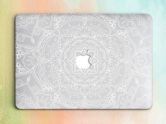 Macbook Pro Retina 13 15 Case Mandala Macbook Air 11 by CZUdesign