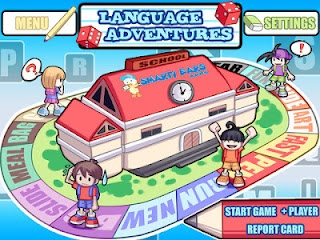 App review for Language Adventures gameboard, smartyears...review from speechroomnews!Speech Languages, App Reviews, Boards Games, Speech Therapy, Slp App, Adventure App, Smarties Ears, Languages Adventure, High Schools