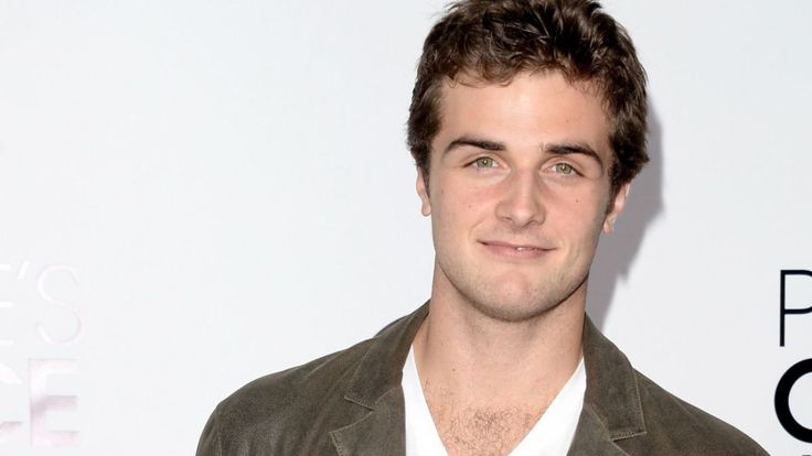 See Beau Mirchoff's most embarrassing high school photo as part of his Harper's Bazaar interview.