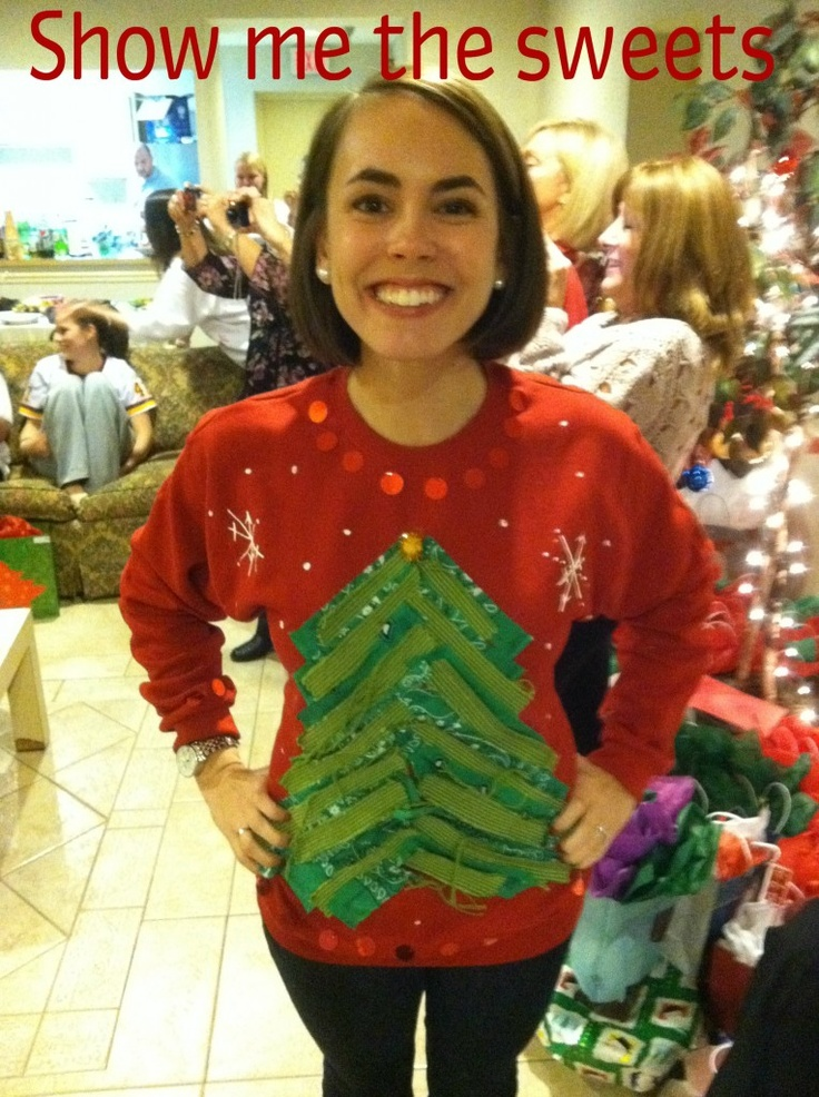 homemade ugly christmas sweater 51 best Christmas