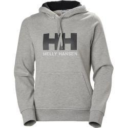 Mar 18, 2020 – Helly Hansen Woherr Logo Hoodie Midlayer Grey Lhellyhansen.com