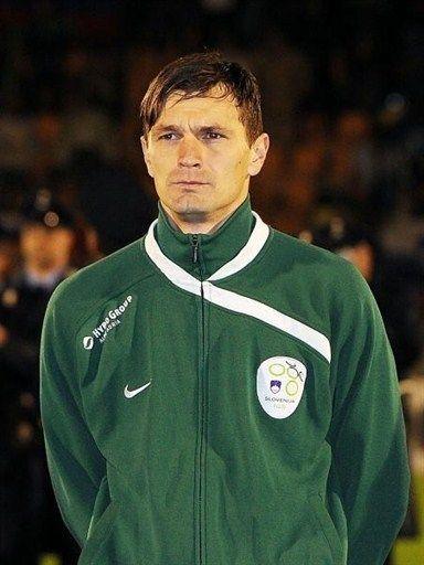 Milivoje Novakovic of Slovenia