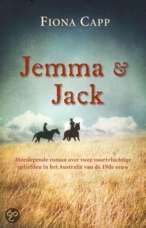 Jemma & Jack - Fiona Capp - ISBN 9789032515591 . Australië, 1868. Jemma Musk is een zelfstandige, jonge vrouw. Ze wil zich vestigen als schilderes in een klein mijnwerkersstadje in Zuid-Australië. Maar wanneer het verhaal rondgaat dat ze vanachter haar schildersezel een jong meisje aan de dood zag ontsnappen zonder...GRATIS VERZENDING IN BELGIË - BESTELLEN BIJ TOPBOOKS VIA BOL COM OF VERDER LEZEN? DUBBELKLIK OP BOVENSTAANDE FOTO!