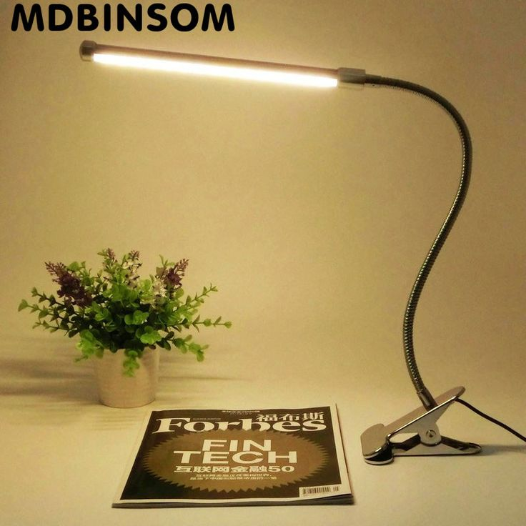 Find More Desk Lamps Information about Flexible LED table lamp with Clip Switch Lamps adjusted desk Lights USB Plug Table Lamp Energy Saving Night luminaria Lighting ,High Quality led table lamp,China lamp with clip Suppliers, Cheap table lamp with clip from BEENSOM Official Store on Aliexpress.com