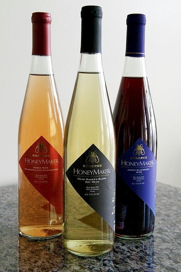 Honey Mead - looks good, mainemeadworks.com