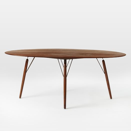 1000 ideas about Oval Dining Tables on Pinterest Dining  : fa76ad9c23c10bef6967718ccbc21537 from www.pinterest.com size 523 x 523 jpeg 12kB