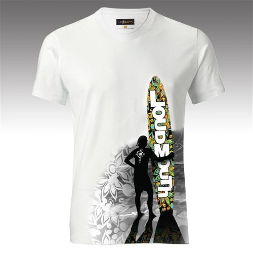 Mens T Shirts By Loudmouth Golf Longboard Buy It