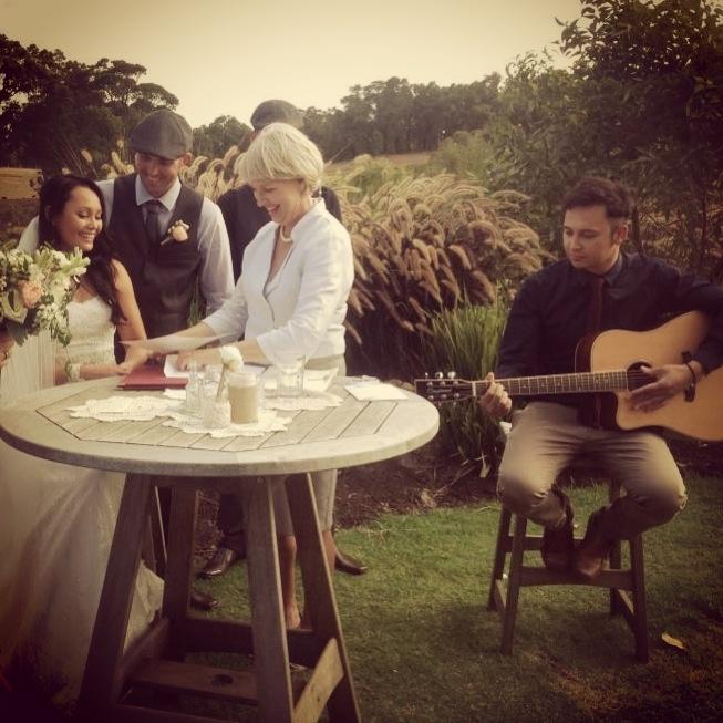 Wedding Ceremony  www.capeoflove.com