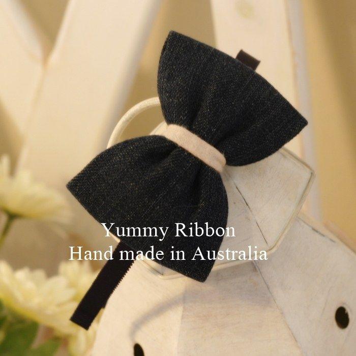 yummy ribbon bow hairbands headbands ebay